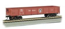 Bachmann USA 17211 GN offener Güterwagen 4-achs Ep.3