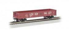 Bachmann USA 17227 LV offener Güterwagen 40ft