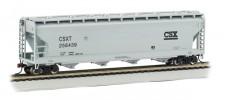 Bachmann USA 17501 CSX Silowagen 4-achs Ep.4/5