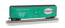 Bachmann USA 18020 NYC gedeckter Güterwagen 50'