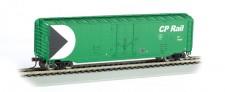 Bachmann USA 18027 CP gedeckter Güterwagen 4-achs Ep.4