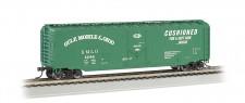 Bachmann USA 18032 GM&O gedeckter Güterwagen 50ft
