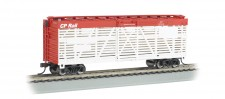 Bachmann USA 18527 CP Rail Viehwagen 40ft