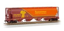 Bachmann USA 19140 Saskatchewan Silowagen 4-achs Ep.5