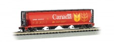 Bachmann USA 19181 Canada Grain Silowagen 4-Bay