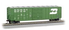 Bachmann USA 19606 BN gedeckter Güterwagen 4-achs Ep.3/4