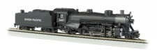 Bachmann USA 54301 UP Dampflok 2-8-2 USRA Ep.3