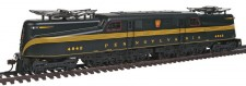 Bachmann USA 65203 GG1 Electric PRR Brunswick Green #4842