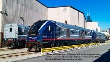 Bachmann USA 67901 Amtrak Mid. Diesellok Siemens SC-44 Ep.6