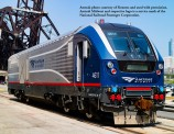 Bachmann USA 67902 Amtrak Mid. Diesellok Siemens SC-44 Ep.6