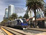 Bachmann USA 67903 Amtrak PS Diesellok Siemens SC-44 Ep.6
