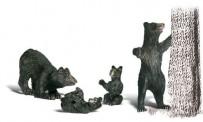 Woodland WA2551 Harry Bear and Family