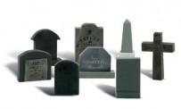 Woodland WA2554 Tombstones