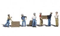 Woodland WA2729 Dock Workers
