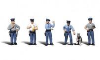 Woodland WA2736 Policemen