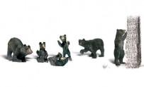 Woodland WA2737 Black Bears