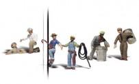 Woodland WA2742 City Workers