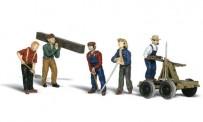 Woodland WA2747 Rail Workers