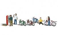 Woodland WA2752 Bicycle Buddies