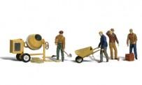 Woodland WA2753 Masonry Workers