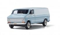 Woodland WAS5362 Chevrolet G10 Van hellblau