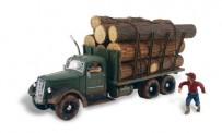 Woodland WAS5553 Tim Burr Logging
