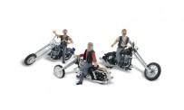 Woodland WAS5554 Bad Boy Bikers