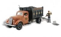 Woodland WAS5555 Lumpy's Coal Company