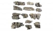 Woodland WC1139 Felsvorsprünge