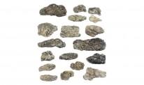 Woodland WC1140 Oberflächen Felsen