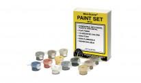 Woodland WM125 Farben-Set