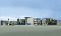 Woodland WS1485 Stadt- und Fabrik-Bauset