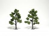 Woodland WTR1512 Laubbäume hellgrün 12-15 cm, 2 St.