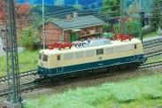 Kuehn 31200 DB E-Lok BR 110.1 Ep.4