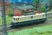 Kuehn 31400 DB E-Lok BR 110.3 Ep.4