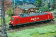 Kuehn 32230 RAILION E-Lok BR 185 Ep.5