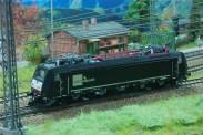 Kuehn 32320 MRCE E-Lok BR 185 Ep.5