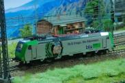 Kuehn 32330 BLS Cargo E-Lok BR 485 Ep.5