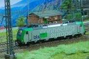 Kuehn 32332 BLS Cargo E-Lok BR 485 Ep.5