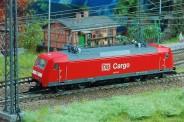 Kuehn 32410 DBAG Cargo E-Lok BR 145 Ep.5