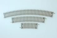 Kuehn 72110 Gleis gebogen R1 321mm 10°