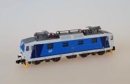 Kuehn 95020 CD E-Lok Serie 371 Ep.6