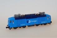 Kuehn 95022 CD Cargo E-Lok Serie 372 Ep.6