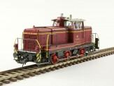 Lenz 40140-02 DB Diesellok V60 Ep.3
