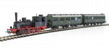 Lenz 43289-01 DB Personenzug-Set 3-tlg Ep.3