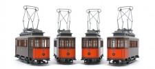 Halling MAL-SET-M TdS Straßenbahn Set 4-tlg. Ep.1-6