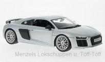Maisto 36213si Audi R8 V10 silber