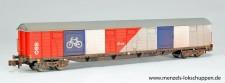 Modellbahn Union MU37005-AW ÖBB Fahrradwagen 4-achs Ep.5