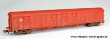 Modellbahn Union MU37006-BW MAV gedeckter Güterwagen 4-achs Ep.5