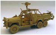 Trident 87216 Perentie 6x6 LRPV Australian Army